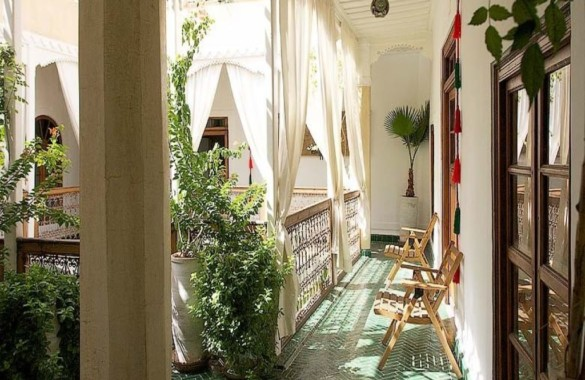 Bohemian 6 bedroom Boutique-Riad just listed