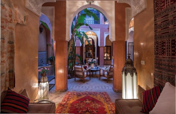 Lovely 4 bedroom Boutique-Riad with prime location