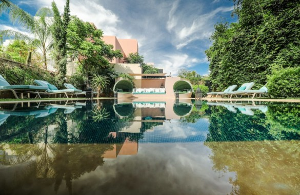 Luxury 3 bedroom villa for rent in an exclusive golf domain