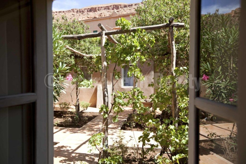 Ecolodge de 12 chambres à vendre dans la chaîne de l'Atlas