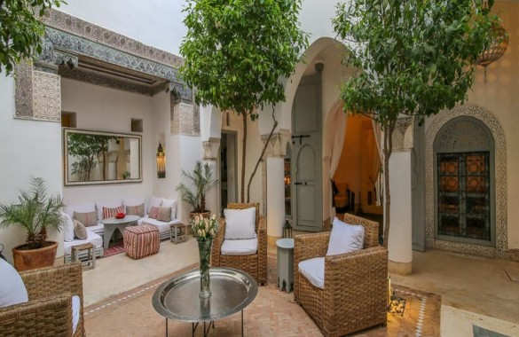 Stunning 5 bedroom Riad with fine historic detailing