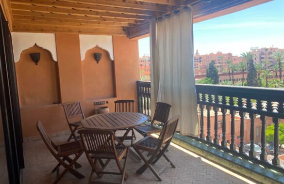 Coup de coeur: superbe appartement avec terrasse proche de Majorelle
