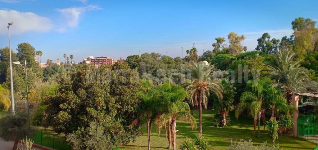 SUPERBE OPPORTUNITE: 8 appartements de luxe idéalement situés dans Marrakech