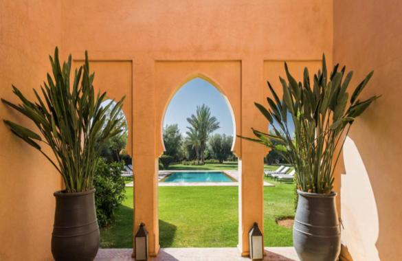 Belle villa de 5 chambres située à 5 minutes des golfs